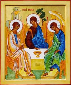 Rublev, The Trinity