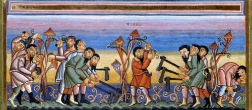 Laborers-in-the-Vineyard-CodexAureusEpternacensisf76fDetail
